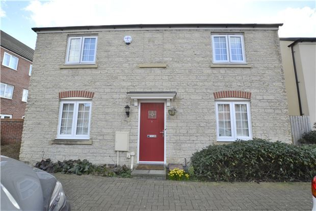 Thumbnail Detached house for sale in Sapphire Way, Brockworth, Gloucester