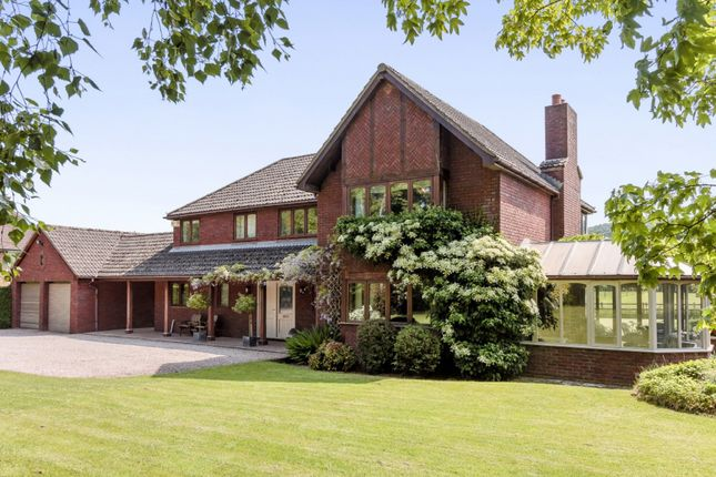 Thumbnail Detached house for sale in Lincoln Hill, Ross-On-Wye, Herefordshire