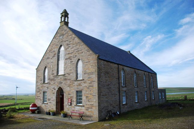 Thumbnail Detached house for sale in Twatt Kirk, Birsay