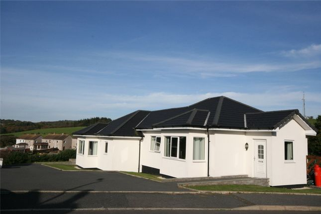Thumbnail Bungalow for sale in Military Drive, Portpatrick, Stranraer, Dumfries And Galloway