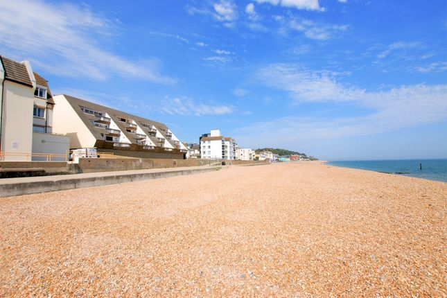 From The Beach of Sandgate High Street, Sandgate CT20