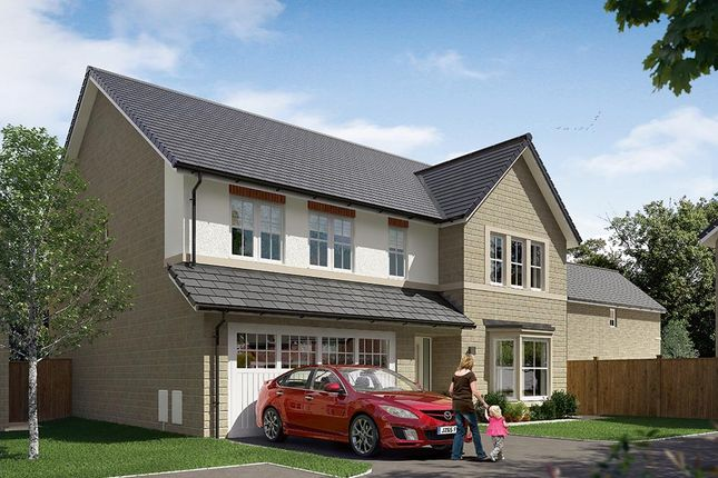 """Thumbnail Detached house for sale in """"The Kirkham"""" at Finchale Road, Framwellgate Moor"""