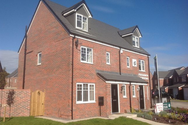 "4 bedroom semi-detached house for sale in ""The Penshaw "" at Greatham Avenue, Stockton-On-Tees"