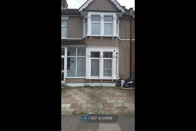 Thumbnail Terraced house to rent in Castleton Road, Ilford