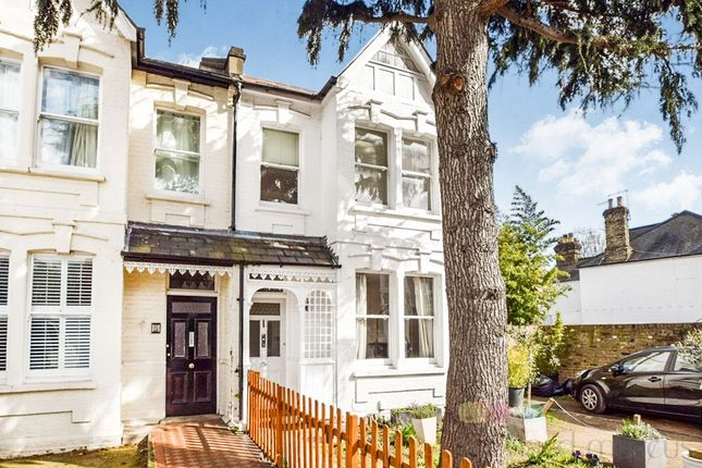 Thumbnail Semi-detached house for sale in Sandycombe Road, Kew, Richmond