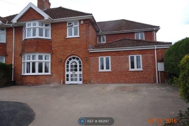 Thumbnail Room to rent in Quantock Road, Bridgwater