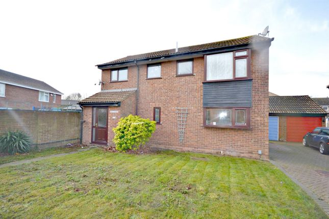 4 bed detached house for sale in Melford Way, Felixstowe