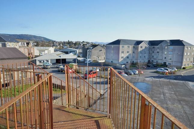 Thumbnail Flat for sale in 134 Argyll Street, Dunoon, Argyll