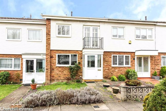 3 bed terraced house for sale in Kingspark Court, London E18