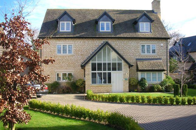 Thumbnail Detached house for sale in Woodbank, Mill Lane, Kirtlington