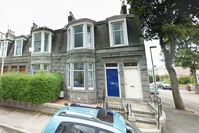 Thumbnail Maisonette for sale in 6, Elmfield Avenue, Aberdeen AB243Pb
