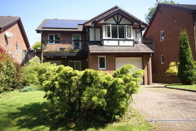 Thumbnail Detached house for sale in Coffa Bridge Close, Lostwithiel