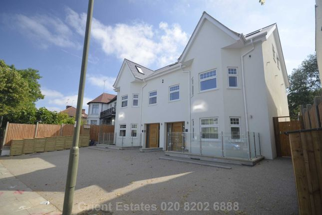 Thumbnail Duplex for sale in Colney Hatch Lane, London