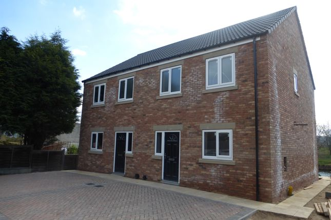 Thumbnail Semi-detached house for sale in Market Street, Mexborough