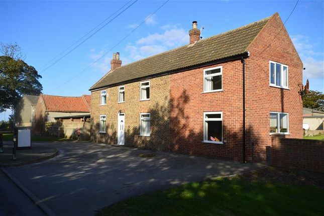 Thumbnail Detached house for sale in Great Hatfield Road, Sigglesthorne, East Yorkshire