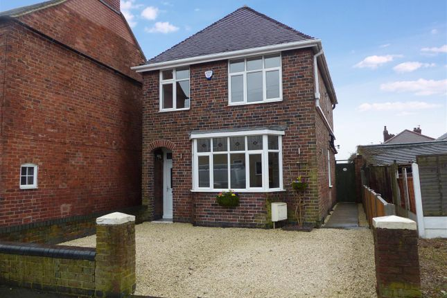 Thumbnail Property for sale in Talbot Street, Church Gresley, Swadlincote