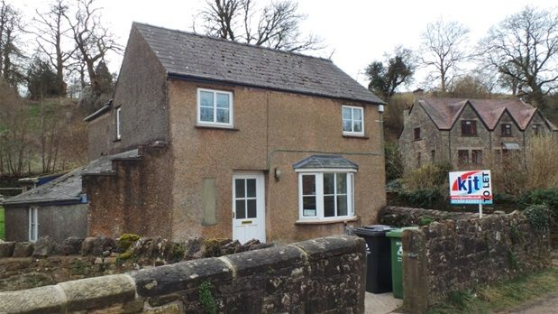Thumbnail Detached house to rent in High Street, Clearwell, Coleford
