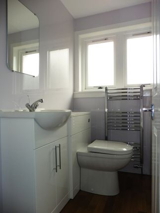 Bathroom of 11E, Glebe Terrace, Rothesay, Isle Of Bute PA20