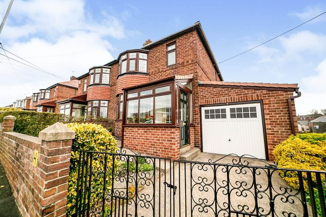 Thumbnail Semi-detached house for sale in St. Agnes Gardens West, Ryton, Tyne And Wear