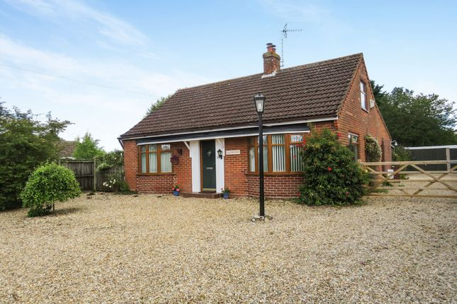 Thumbnail Detached bungalow for sale in Westfield Road, Toftwood, Dereham