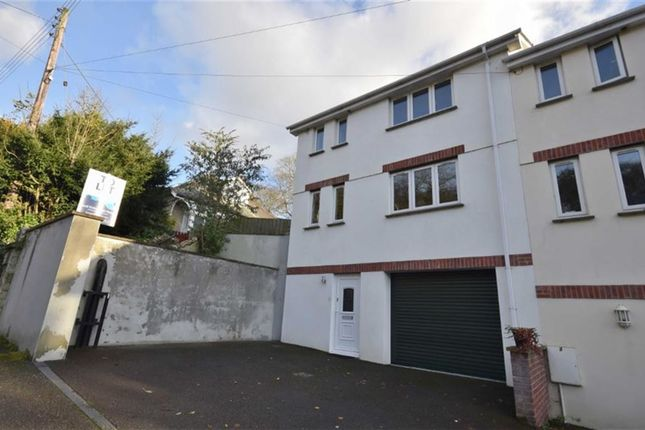 Thumbnail Terraced house to rent in Combe Florey Mews, Wadebridge, Cornwall