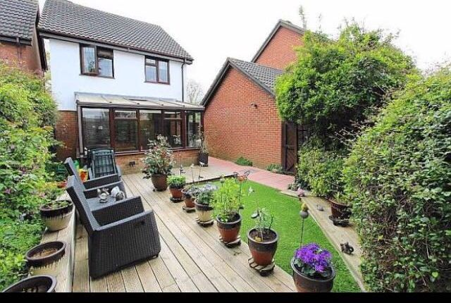 Thumbnail Detached house to rent in Hastoe Close, Yeading