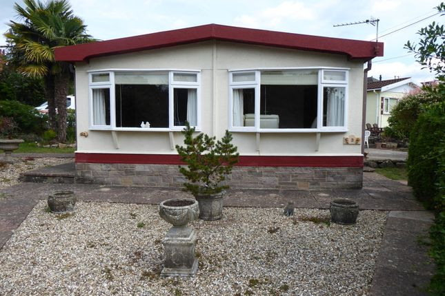 Thumbnail Mobile/park home for sale in Homestead Park (Ref 6279), Wookey Hole, Wells, Somerset