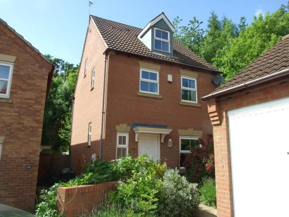 Thumbnail Detached house for sale in Colling Close, Loughborough, Leicestershire