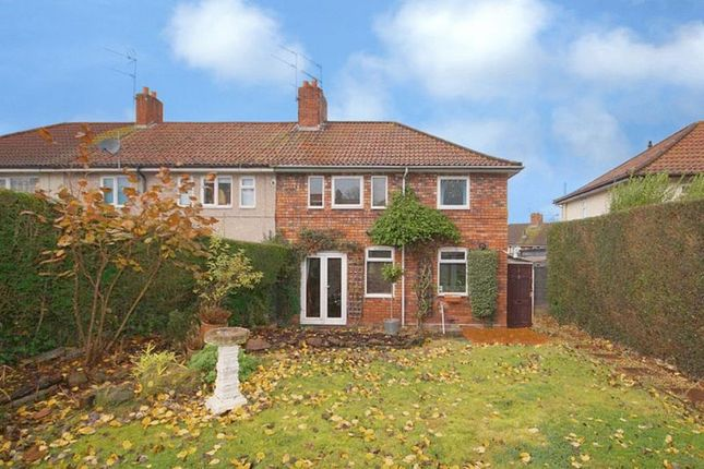 3 bed terraced house for sale in 50 The Greenway, Fishponds, Bristol