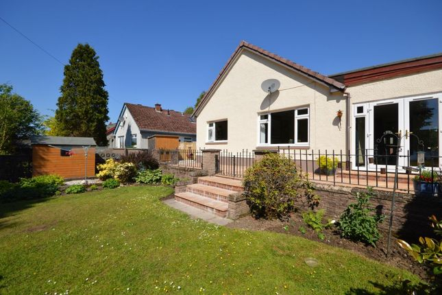 Thumbnail Detached bungalow for sale in 166 Balmalloch Road, Kilsyth, Glasgow