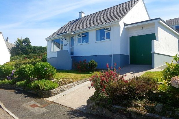 Thumbnail Property to rent in 3 Quillet Road, Penzance