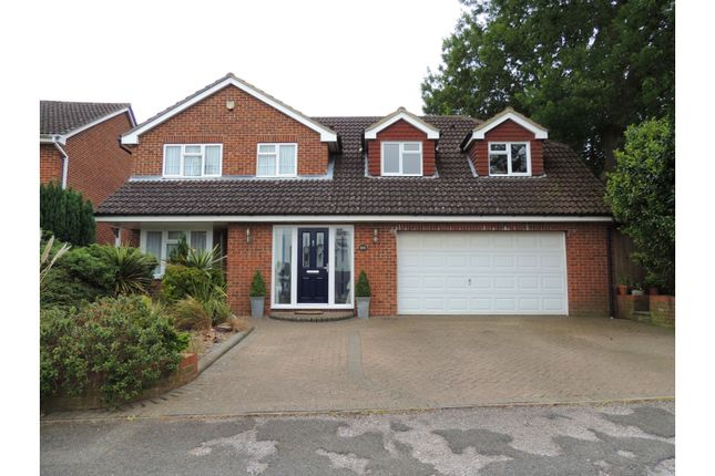 Thumbnail Detached house for sale in Lords Wood Lane, Chatham