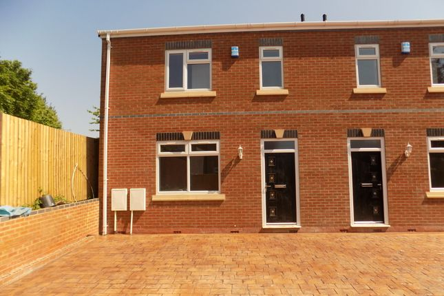 Thumbnail Semi-detached house for sale in Wattville Road, Handsworth, Birmingham
