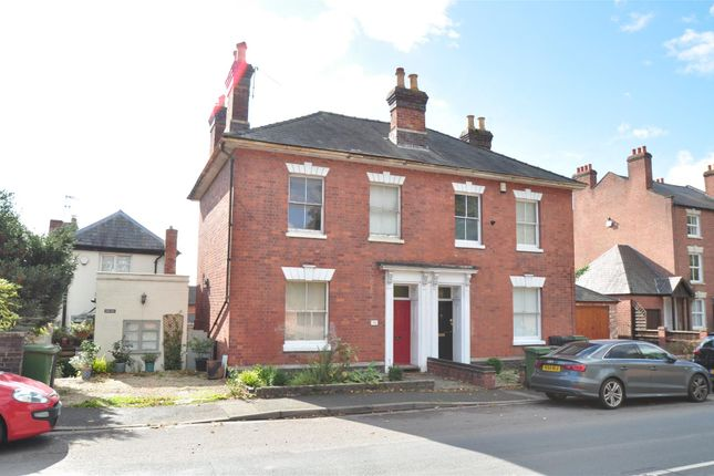 Thumbnail End terrace house to rent in London Road, Worcester