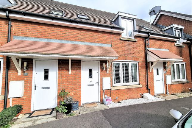 Thumbnail Terraced house to rent in Trinity Road, Shaftesbury