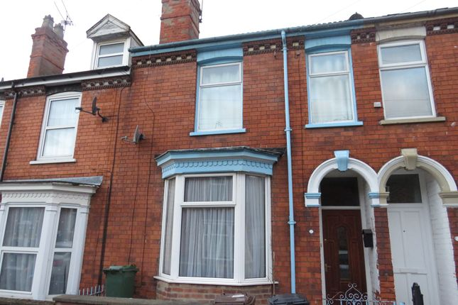 3 bed terraced house for sale in Claremont Street, Lincoln