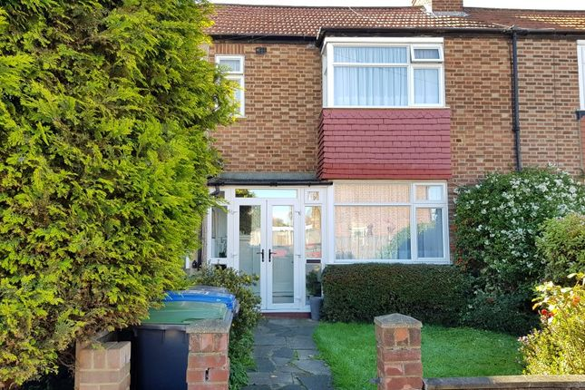 Thumbnail Semi-detached house for sale in Ashford Crescent, Enfield, Middlesex