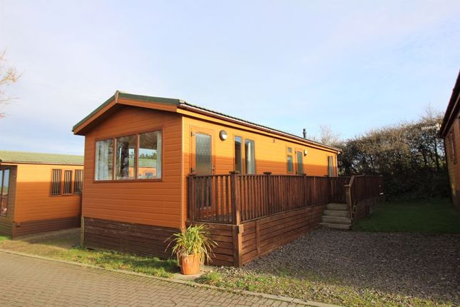 2 bed lodge for sale in Ilfracombe EX34