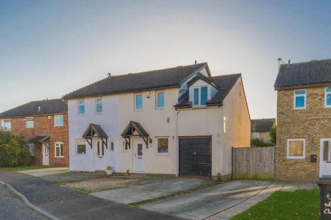 Thumbnail Semi-detached house to rent in Wavell Close, Yate, Bristol