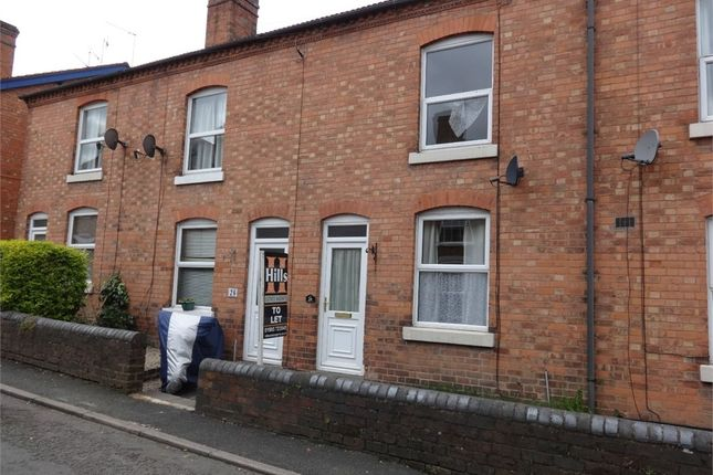 Thumbnail Terraced house to rent in Burrish Street, Droitwich