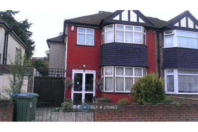 Thumbnail Semi-detached house to rent in Brookdene Road, London