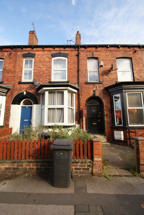 Thumbnail Terraced house to rent in Meanwood Road, Meanwood, Leeds