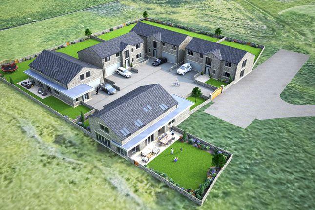 Thumbnail Detached house for sale in Plot 3, Littlemoor Farm Development, Winterburn Lane, Warley, Halifax