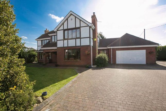 Thumbnail Detached house for sale in 1, Orchard Grove, Hillsborough