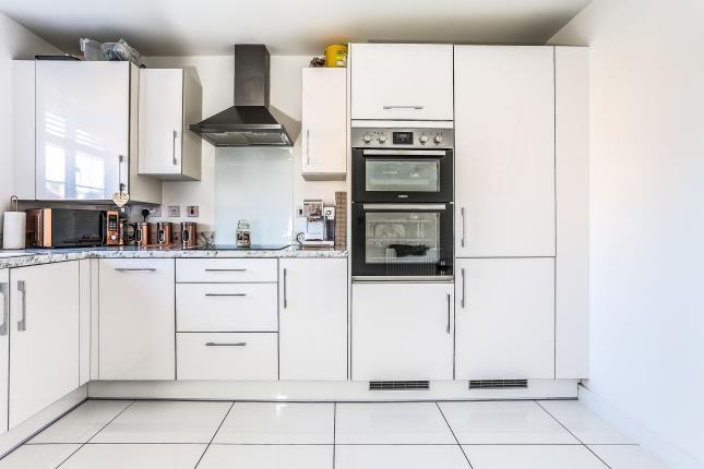 Kitchen of Swan Drive, Kingshurst, Birmingham, West Midlands B37