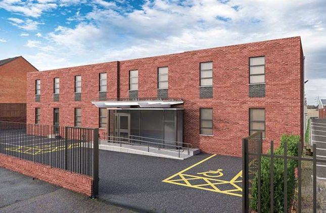 Thumbnail Office to let in Bentley House, Bentley Lane Industrial Park, Walsall