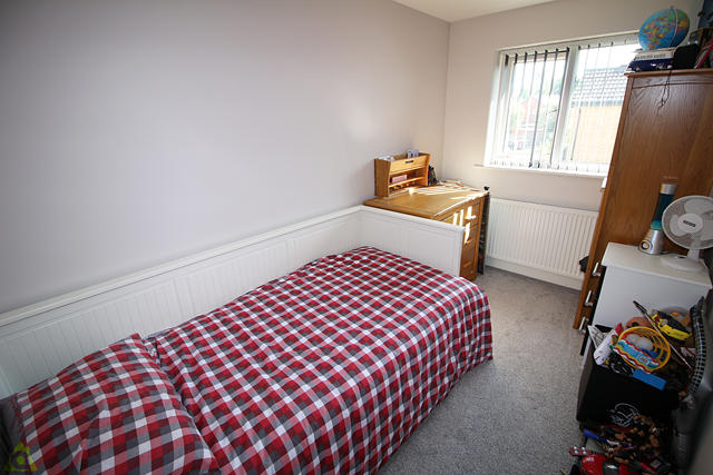 Bedroom Two of Collingwood Way, Westhoughton, Bolton BL5