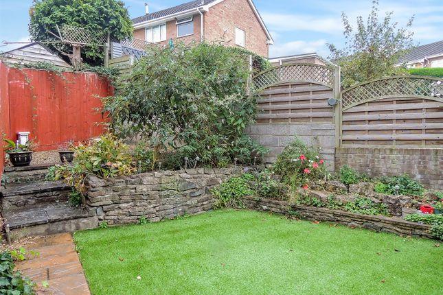 Rear Garden of Dovey Court, North Common, Bristol BS30