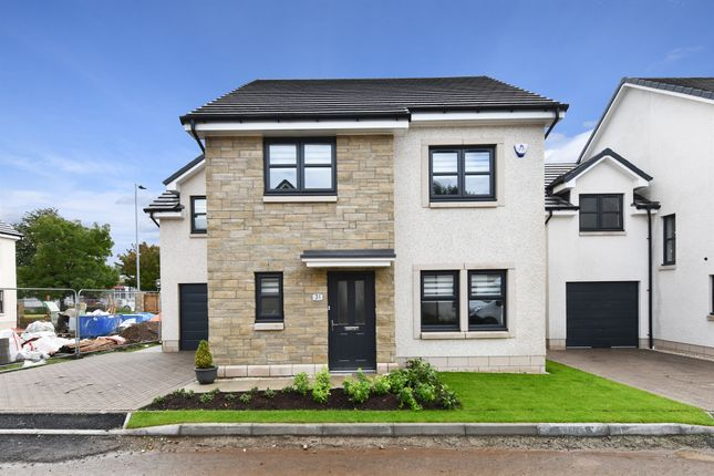 Thumbnail Detached house for sale in Hamilton Grove, Mount Vernon, Glasgow