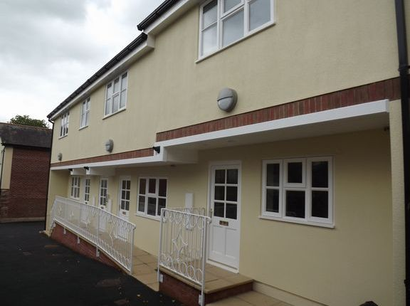 Thumbnail Flat to rent in Gold Street, Tiverton